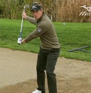 Luke Donald Mizuno Masterclass - Teil 4/Bunker (guter Lie) - Video
