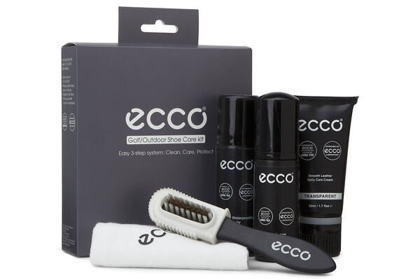Ecco Golf Shoe Care Kit S6