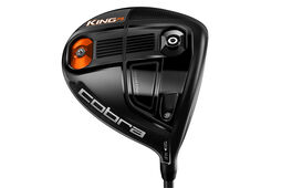 Cobra Golf King F6 Schwarz Driver