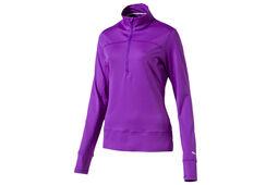 PUMA Golf 1/4 Zip Popover Sweatshirt für Damen