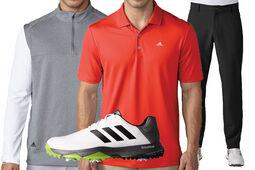 Adidas Performance Outfit für Herren