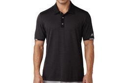 adidas Golf climachill Tonal Stripe Poloshirt