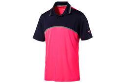 PUMA Golf Tailored Colourblock Poloshirt