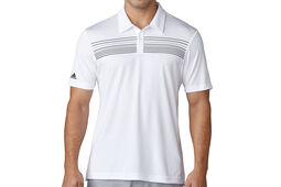 adidas Golf climacool Chest Printed Poloshirt