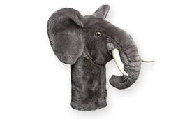 Daphne's Tierkopf-Überzüge Elephant