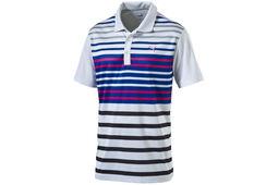 PUMA Golf Road Map Poloshirt