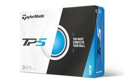 TaylorMade TP5 Golfbälle 12 Stück
