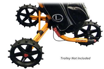Clicgear Hedgehog Wheels (3)