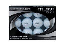 Challenge Golf erneuerte NXT Golfbälle 12 Stück
