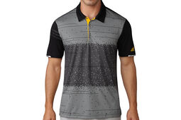 adidas Climachill Pixel Print Poloshirt