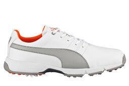 PUMA Golf TITANTOUR Cleated Junior Schuhe