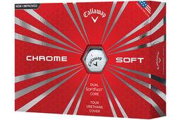 Callaway Golf Chrome Soft Golfbälle 12 Stück 2016