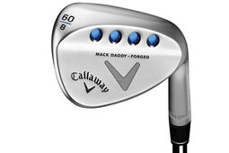 Callaway Golf MD 3 Forged Chrome Wedge