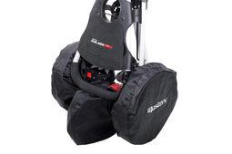 Masters Golf Trolleyräder-Hüllen im 3er-Pack