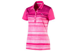 PUMA Golf Depths Poloshirt Für Damen