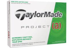 TaylorMade Project (a) 2016 Golfbälle 12 Stück