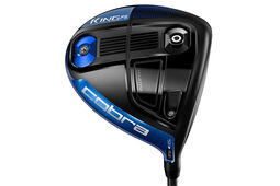 Cobra Golf King F6 Blau Driver