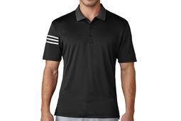 adidas Golf 3 Stripe Club Chest Poloshirt