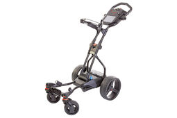 BIG MAX Hunter Quad Lithium elektrischer Trolley 18 Loch