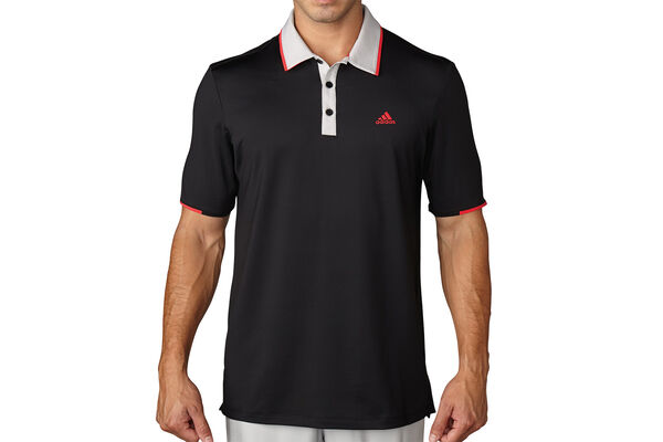 adidas Golf Crestable Vented Poloshirt