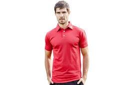 FootJoy Stretch Pique Solid Colour Poloshirt