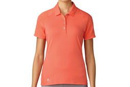 adidas Golf aeroknit Circle Poloshirt für Damen
