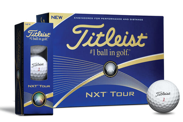 Titleist NXT Tour 12pack 2016