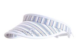 GOLFINO Cable Striped Visor für Damen
