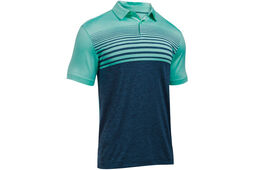 Under Armour CoolSwitch Upright Stripe Poloshirt