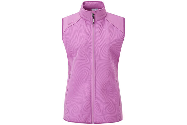 Ping Vest Locksley Quilted W6