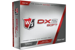 Wilson Staff DX2 Soft Golfbälle 12 Stück