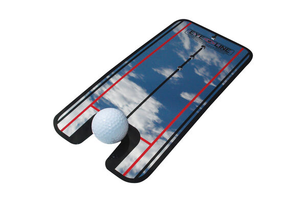Eyeline Putt Alignment Mirror