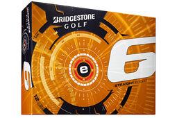 Bridgestone Golf e6 Golfbälle 12 Stück 2015