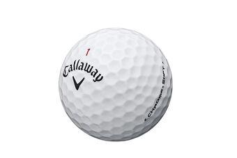 Callaway Chrome Soft Balls 16