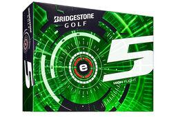 Bridgestone Golf e5 Golfbälle 12 Stück 2015