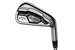 Callaway Golf Apex CF16 Stahleisen