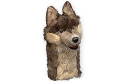 Daphne's Tierkopf-Überzüge Wolf