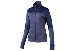 PUMA Golf Colourblock Windshirt für Damen