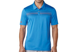 adidas Golf climacool Chest Printed Poloshirt