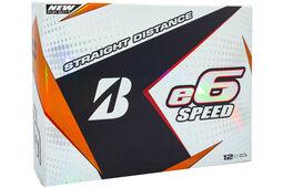 Bridgestone Golf e6 Speed Golfbälle 12 Stück
