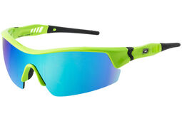 DIRTY DOG EDGE Blue Fusion Green SONNENBRILLE