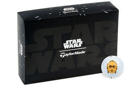 TaylorMade Burner Soft Star Wars Golfbälle 12 Stück