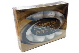 Challenge Golf erneuerte Pro V1 Golfbälle 12 Stück