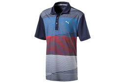 PUMA Golf Junior Levels Poloshirt