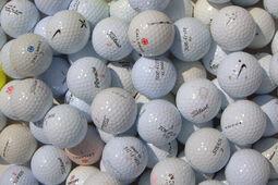 Second Chance Hit Away Übungs-Golfbälle (100 Stück)