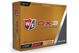 Wilson Staff DX3 Urethane Golfbälle 12 Stück