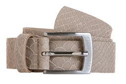 GOLFINO Snake Leather Gürtel für Damen