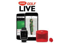 GAME GOLF LIVE digitales Trackingsystem