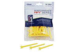 PGA Tour Performance RFT Series Tees, Set mit 30 Stück