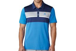 adidas Golf climacool Chest Block Poloshirt